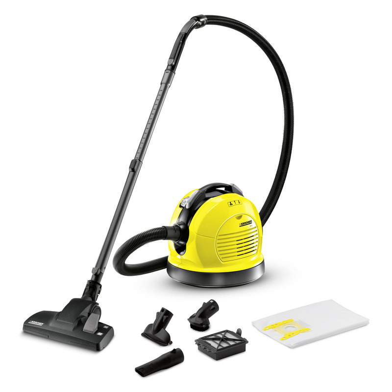 Karcher Dry Vacuum Cleaner VC6