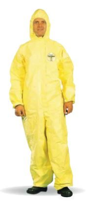Dupont Chemical Protection Overalls TYCHEM-C