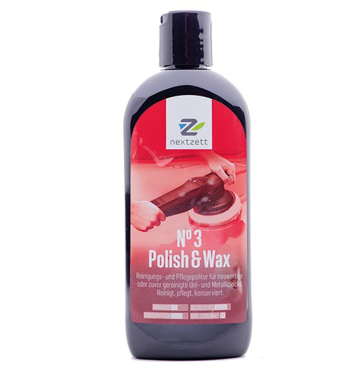 Nextzett No. 3 Polish & Wax
