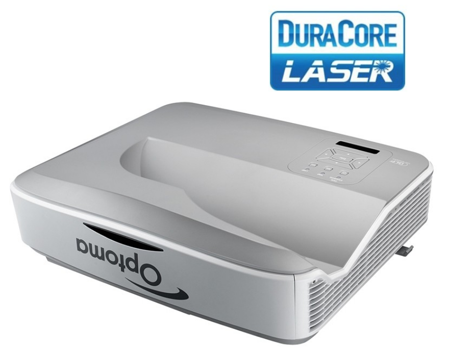 Optoma Laser Ultra Short Throw Projector ZH400UST