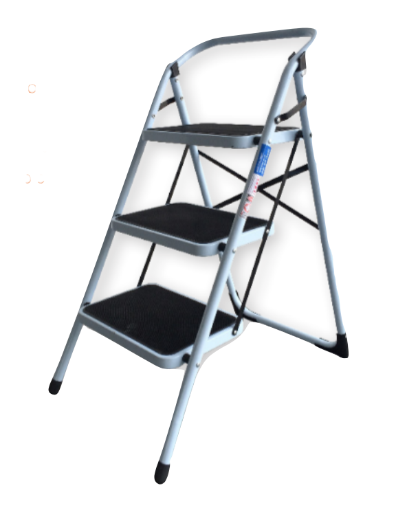 Spider Commercial / Household 3 Step Stool HYH-4716