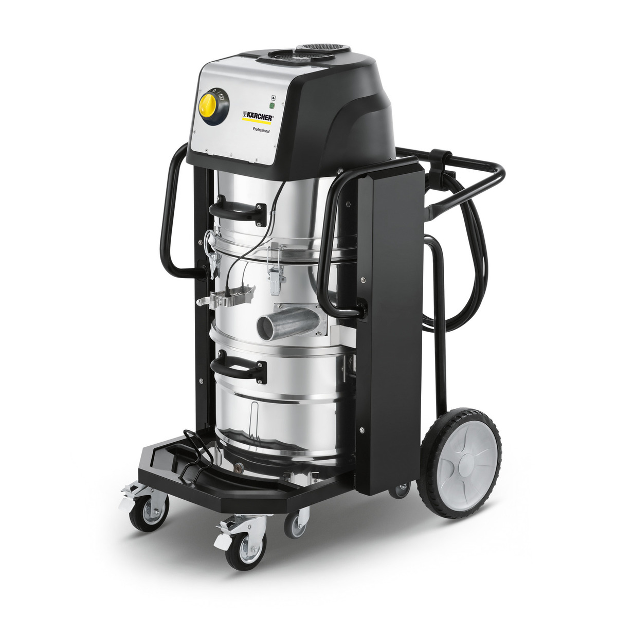 Karcher Compact Industrial Wet & Dry Vacuum Cleaner IVC60/30Tact²