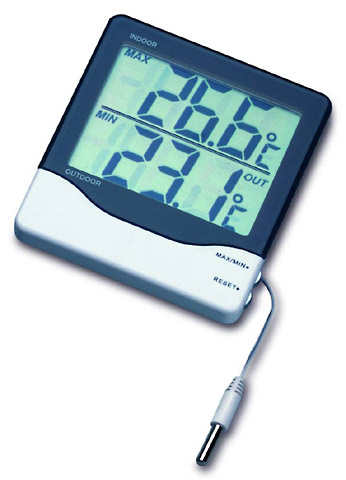TFA Dostmann Digital Thermometer MT-09
