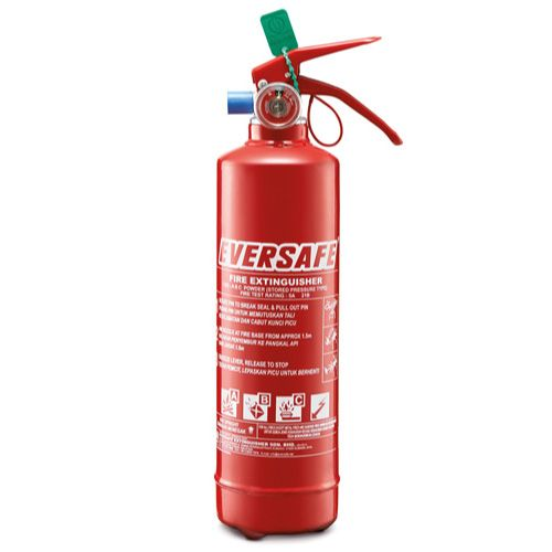 Eversafe Abc Dry Powder Portable Fire Extinguisher EED-1