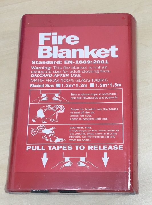 Accsafe Fire Blanket Afb Series