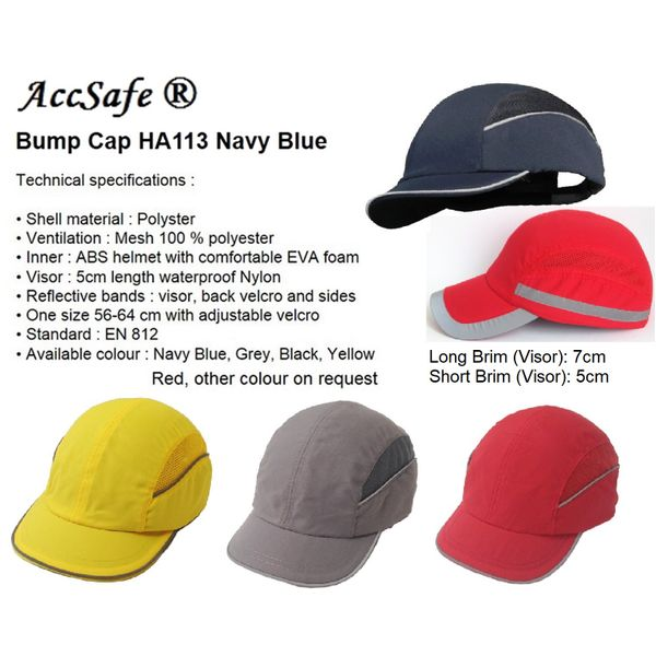 Accsafe Industrial Bump Cap HA113