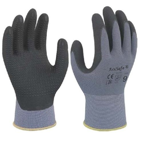 Accsafe Sandy Foam Nitrile Glove