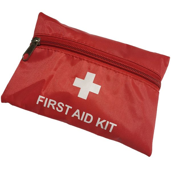 Adventure World First Aid Kit - Small (11cm X 15.5cm)