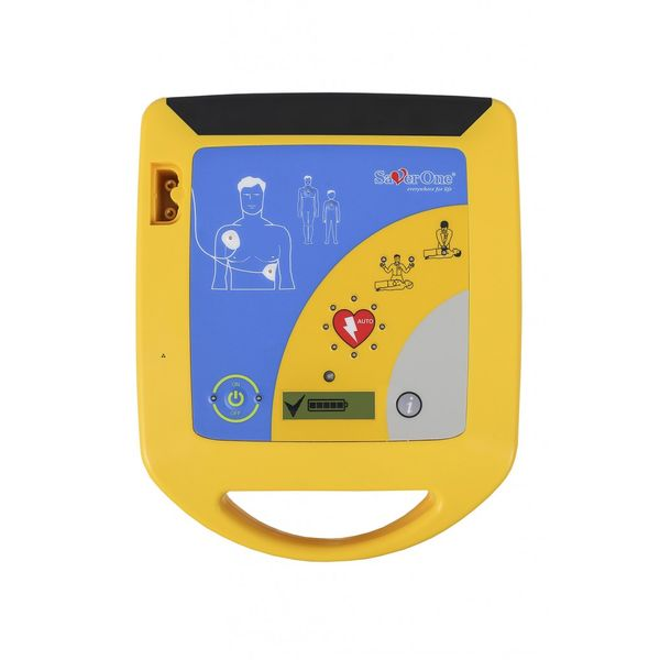 Aed Adult Pads & Batteries+th Fees Saver One® Aed Fully Automatic