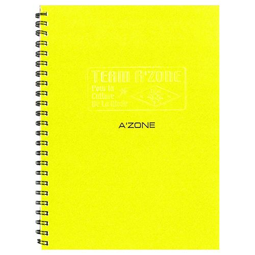 Azone Ring Notebook A4
