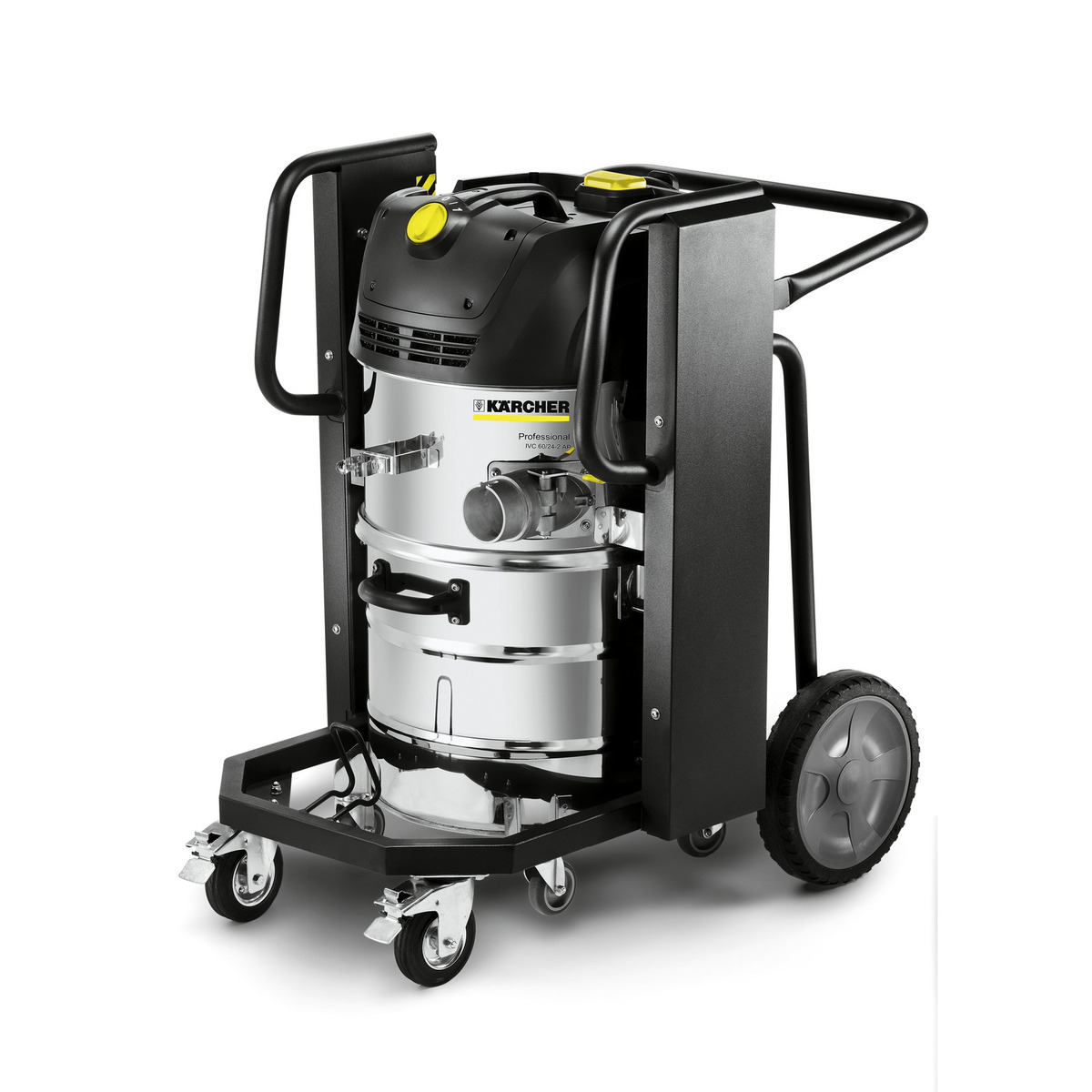 Karcher Compact Industrial Wet & Dry Vacuum Cleaner IVC60/24-2