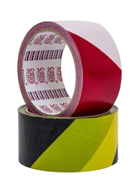 Barricade Safety Tape 48mm (red/white)