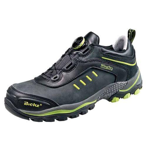 Bata Bickz 304 Boa Grey/black Nubuck Shoe Size 8/42 (716-27278)