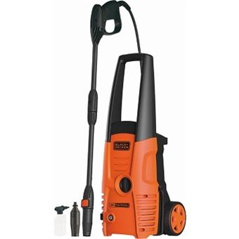 Black & Decker High Pressure Washer 1500w 120bar 220v Pw1500s-b1