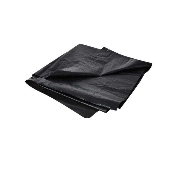 "Black Plastic Trash Bags (30"" X 34"")"