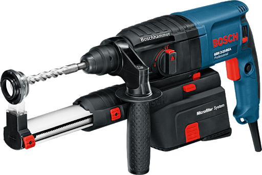 Bosch Dust Extraction Hammer Gbh 2-23 Rea