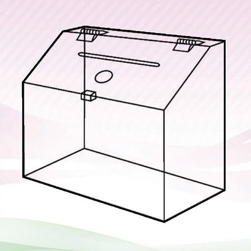 Suggestion Box A-bs-1w Opaque White