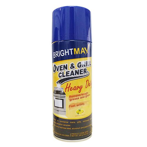 Brightmax Oven and Grill Cleaner 450ml