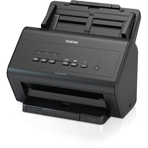 Brother Desktop Scanner ADS-3000N