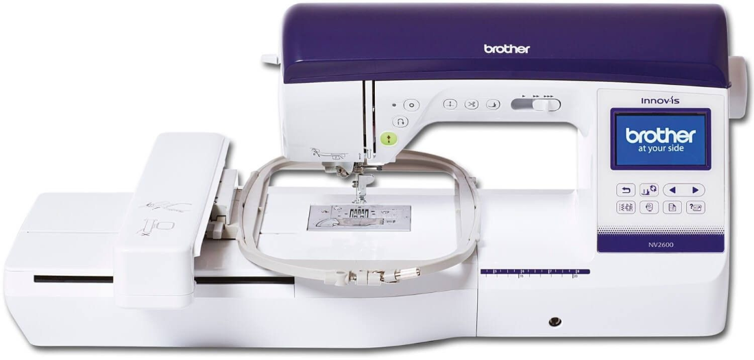Brother Innovis Sewing & Embroidery Machine NV2600