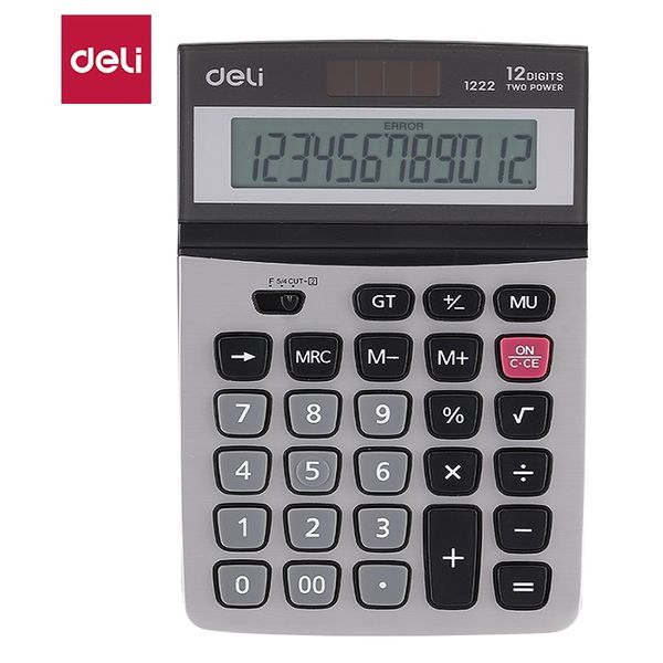 Calculators - E1222 - 12digits - 2 Power - (计算器)