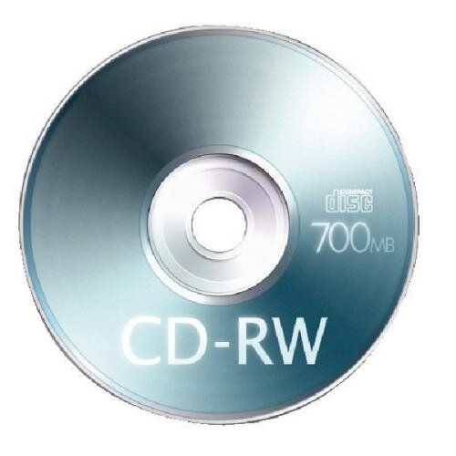 Pte Lable Cd Rewriteable 700mb With Case