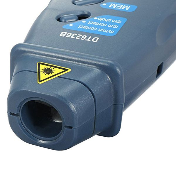 Cem DT-6236B High Accuracy Digital Contact / Non-contact