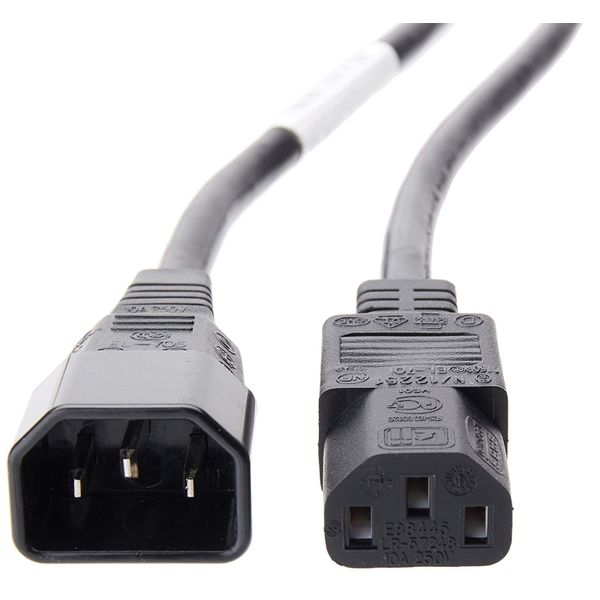(cisco Refresh) Cisco Cab-c13-c14-ac= Power Cord