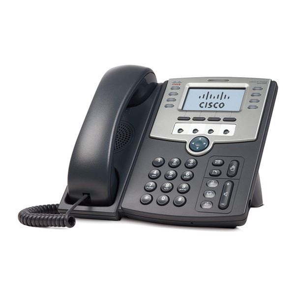 (cisco Refresh) Cisco Spa509g 12 Line Ip Phone With Display,poe and Pc Port