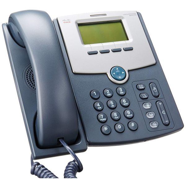 (cisco Refresh) Cisco Spa512g 1-line Ip Phone With 2-port Gigabit Ethernet Switch, Poe, and Lcd Display