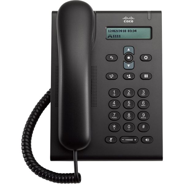 Cisco Refresh Unified Sip Phone Cp-3905