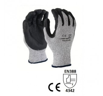 Accsafe Cut Resistant 3 Safety Gloves 758053