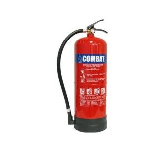 Combat 9.0kg Dry Power (ab) Fire Extinguisher