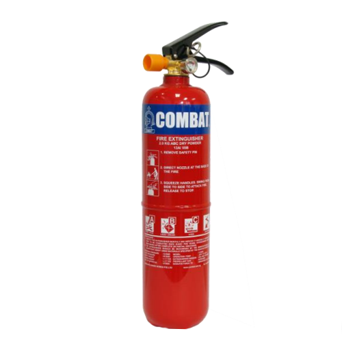 Combat Dry Chemical Fire Extinguisher