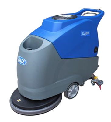 X2d Walk Behind Auto Scrubber Battery Operated - CWZ - X2D Autoscrubber Automatic Scrubber Dryer