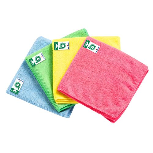 Consolidated Microfiber Cleaning Cloth 40 X 40cm