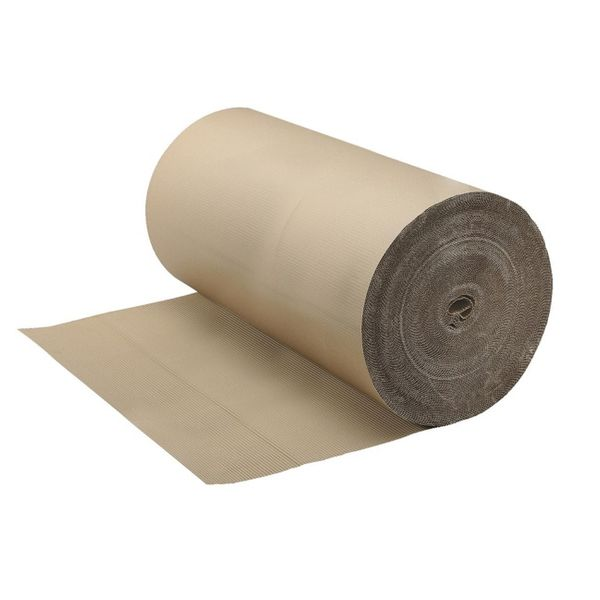 Corrugated Paper Roll/ Cardboard/ Carton Packaging/ Floor Protection