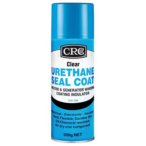 Crc Urethane Seal Coat Spray 300ml Clear