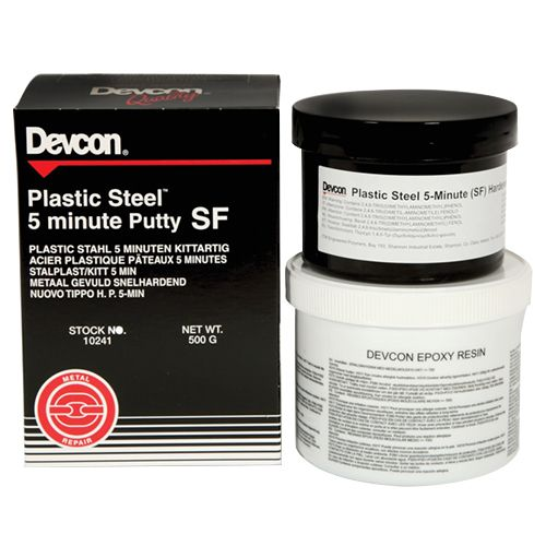 Devcon Plastic Steel 5 Minute Putty Sf 500g - 812262