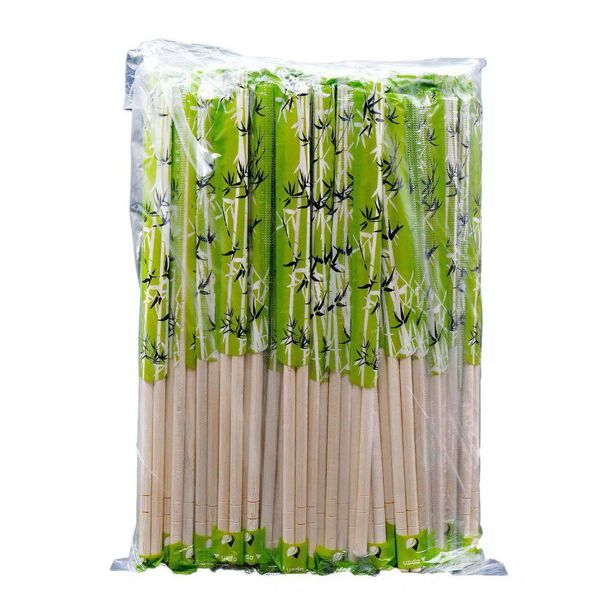 Disposable Bamboo Chopsticks 75pairs/pack