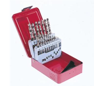 Dormer Hsco Drill Set A295 (1- 13mm X 0.5mm)