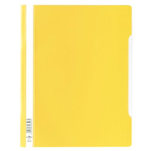 Durable Clear View File Folder 2570 A4