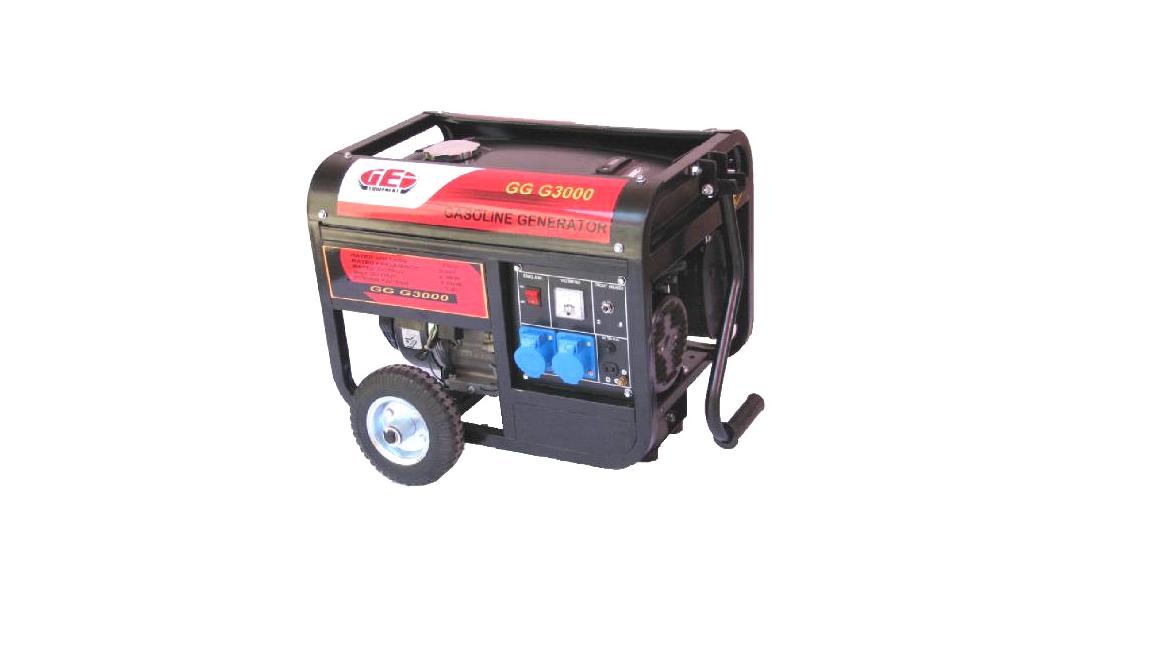 GEI Gasoline Generator GG Series