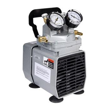 Gast Diaphragm oilless vacuum pump complete