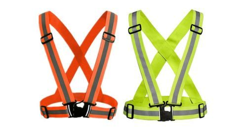 Elastic Safety Strap Vest (10 Pieces/packet)