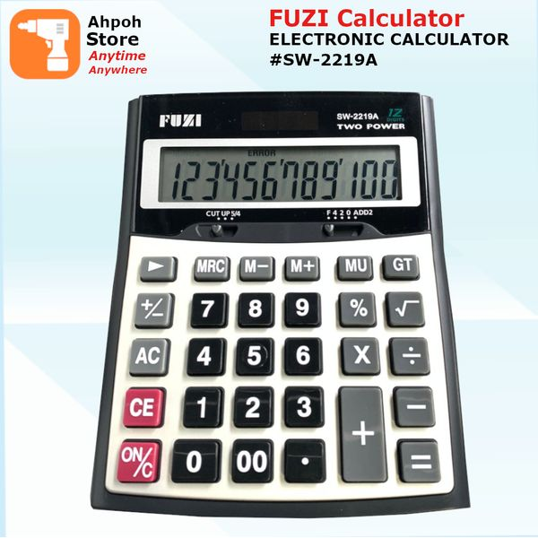 Electric Calculator/best Office Use