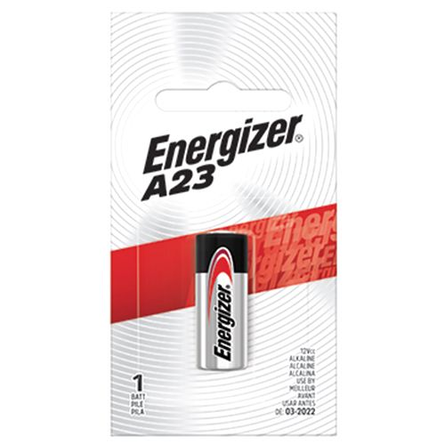 Energizer Miniature Alkaline A23 Battery 12v