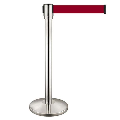 Envon Q-pole With Retractable Red Belt