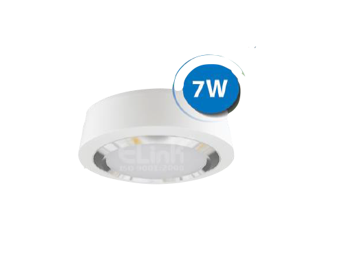 Epistar Led Bulb Round Surface Moulding Edn-t-7(7w)