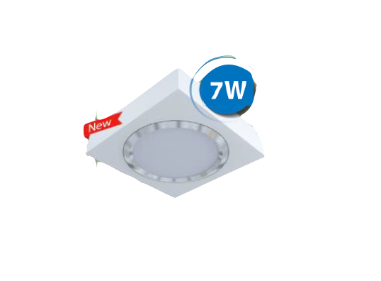 Epistar Led Bulb Square Surface Moulding Edn-t-7(7w)